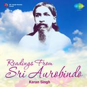 Karan Singh Readings From Sri Aurobindo Songs
