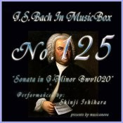 Sonata G Minor Bwv1020 Allegro Song