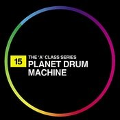Planet Drum Machine Songs