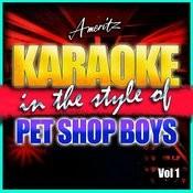 Karaoke - Pet Shop Boys Vol. 1 Songs