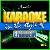 Karaoke - Eminem Vol. 2 Songs