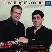 Dreaming In Colours - New Music For Bassoon And Piano Songs