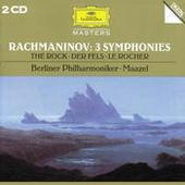 Rachmaninov: 3 Symphonies Songs