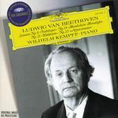 Beethoven: Piano Sonatas Nos.8, 14, 21 & 22 Songs