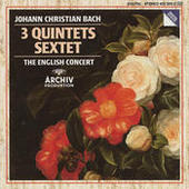 J. Chr. Bach: Quintet Op.22 No.1; Quintet Op.11 Nos. 1 & 6; Sextet Without Op. No. Songs