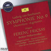 Beethoven: Egmont Overture; Symphony No.9 Songs