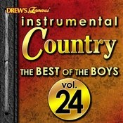 Instrumental Country: The Best Of The Boys, Vol. 24 Songs