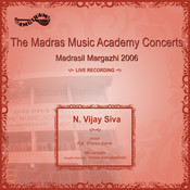 Madrasil Margazhi 2006 (Live) Songs