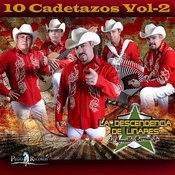 10 Cadetazos Volume 2 Songs