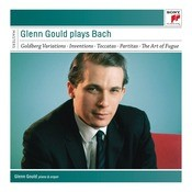 Glenn Gould Plays Bach Songs