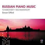 Tchaikovsky & Rachmaninoff: Russian Piano Music Songs