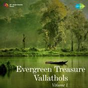 Evergreen Treasure - Vallathols Vol 1 Songs