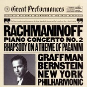 Rachmaninoff: Piano Concerto No. 2 in C Minor, Op. 18 & Rhapsody on a Theme of Paganini, Op. 43 Songs