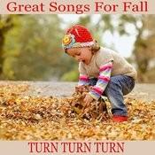 Great Songs For Fall: Turn Turn Turn Songs