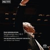 Mendelssohn: Symphonies Nos. 4 & 5 Songs