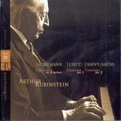 Rubinstein Collection, Vol. 53: Concertos: Schumann Concerto, Liszt Concerto No. 1, Saint-Sans: Concerto No. 2 Songs