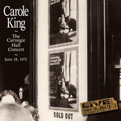 Carole King The Carnegie Hall Concert June 18, 1971 Songs