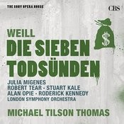 Weill: The Seven Deadly Sins and The Threepenny Opera - The Sony Opera House Songs
