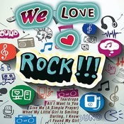 We Love Rock!!! Songs