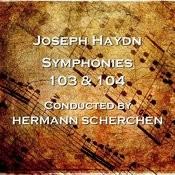 Haydn: Symphonies Nos. 103 & 104 Songs