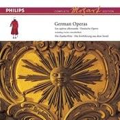 Mozart: Complete Edition Box 16: German Operas Songs