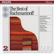 The Best of Rachmaninoff Songs