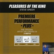Pleasures of the King (Performance Tracks) - EP Songs