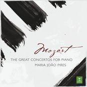Mozart  : Great Piano Concertos Songs