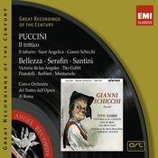 Puccini: Il trittico (Il tabarro; Suor Angelica; Gianni Schicchi) Songs