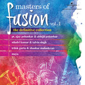 Masters Of Fusion, Vol. 1 Songs