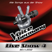 30.11. - Alle Songs aus der Liveshow #4 Songs