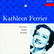 Kathleen Ferrier Vol 4 Schumann Schubert Brahms Songs