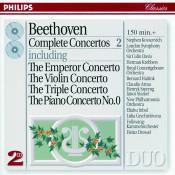 Beethoven: Complete Concertos, Vol.2 Songs