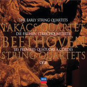 Beethoven The Early Quartets Songs