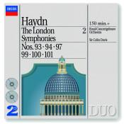Haydn The London Symphonies Nos 93 94 97 Songs