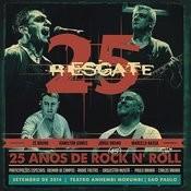 Resgate 25 Anos (Ao Vivo) Songs