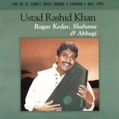 Ragas Kedar, Shahana & Abhogi Songs