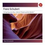 Schubert: String Quartets 13 & 14 Songs