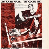 Nueva York: A Tape Documentary Of Puerto Rican New Yorkers Songs