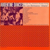 Traditional Dances Of Argentina, Vol.2 Songs