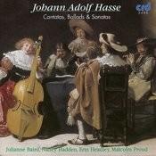 J. A. Hasse: Cantatas, Ballads & Sonatas Songs