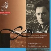 Songs Of Schumann: LiederKreis Op. 24 & Lieder Op. 35 Songs