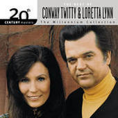 20th Century Masters: The Millennium Collection: Best Of Conway Twitty & Loretta Lynn Songs