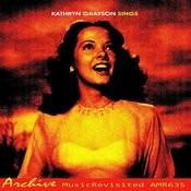Kathryn Grayson Sings Songs