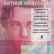 Honegger: Symphonie No. 2 - Symphonie No. 4 Songs