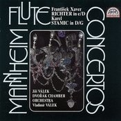 Richter / Stamic: Concertos For Flute And Orchestra Songs