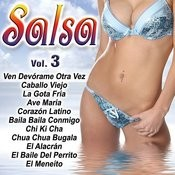 Salsa Vol.3 Songs
