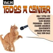 Todos A Cantar Vol. 14 Songs
