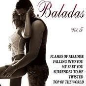 Las Mejores Baladas Vol.5 Songs