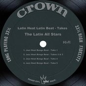 Jazz Heat Bongo Beat - Takes 2 & 3 Song